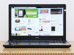 Laptop Acer Aspire E5 571 i5 5200U