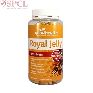 Sữa Ong Chúa -  Royal Jelly Goodhealth