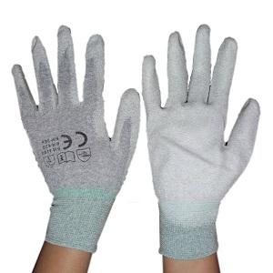 Găng tay Carbon phủ lòng bàn tay giá rẻ tại TP.HCM