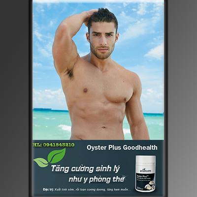 Khuyến mãi Oyster Plus - Thần dược chốn phòng the đến từ biển khơi