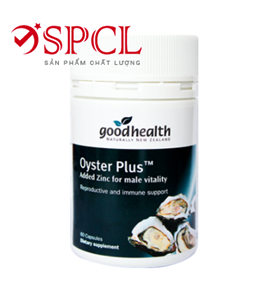 Oyster Plus - Tăng Cường Sinh Lý Nam