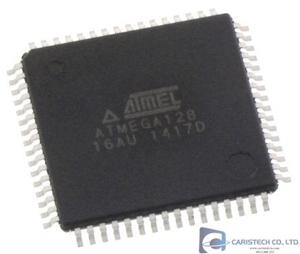 ATMEL - ATMEGA128-16AU