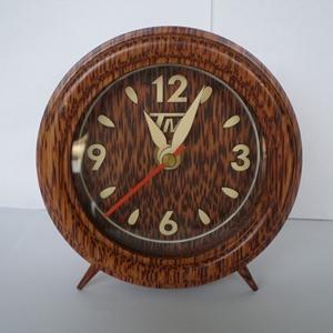 Đồng hồ tròn bằng gỗ dừa