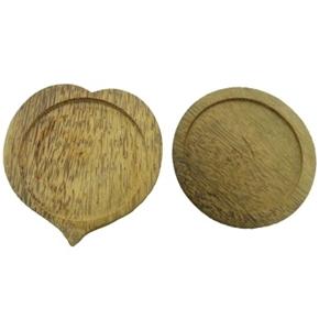 Miếng lót ly bằng gỗ dừa