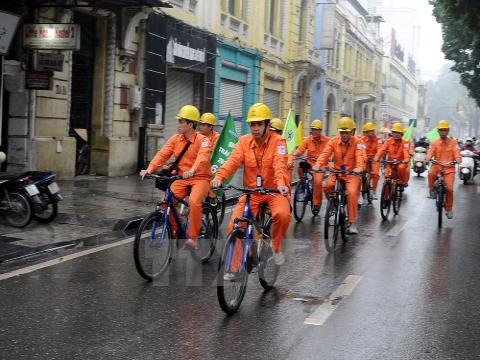 Năm 2015, tỉnh Long An phấn đấu tiết kiệm điện trên 120 tỷ đồng. Theo đó, tỉnh sẽ tăng cường công tác vận động cộng đồng, doanh nghiệp, dân cư để tích cực tham gia chương trình tiết kiệm điện.