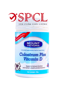 Sữa Bò Non Mount Victoria - 68% Colostrum