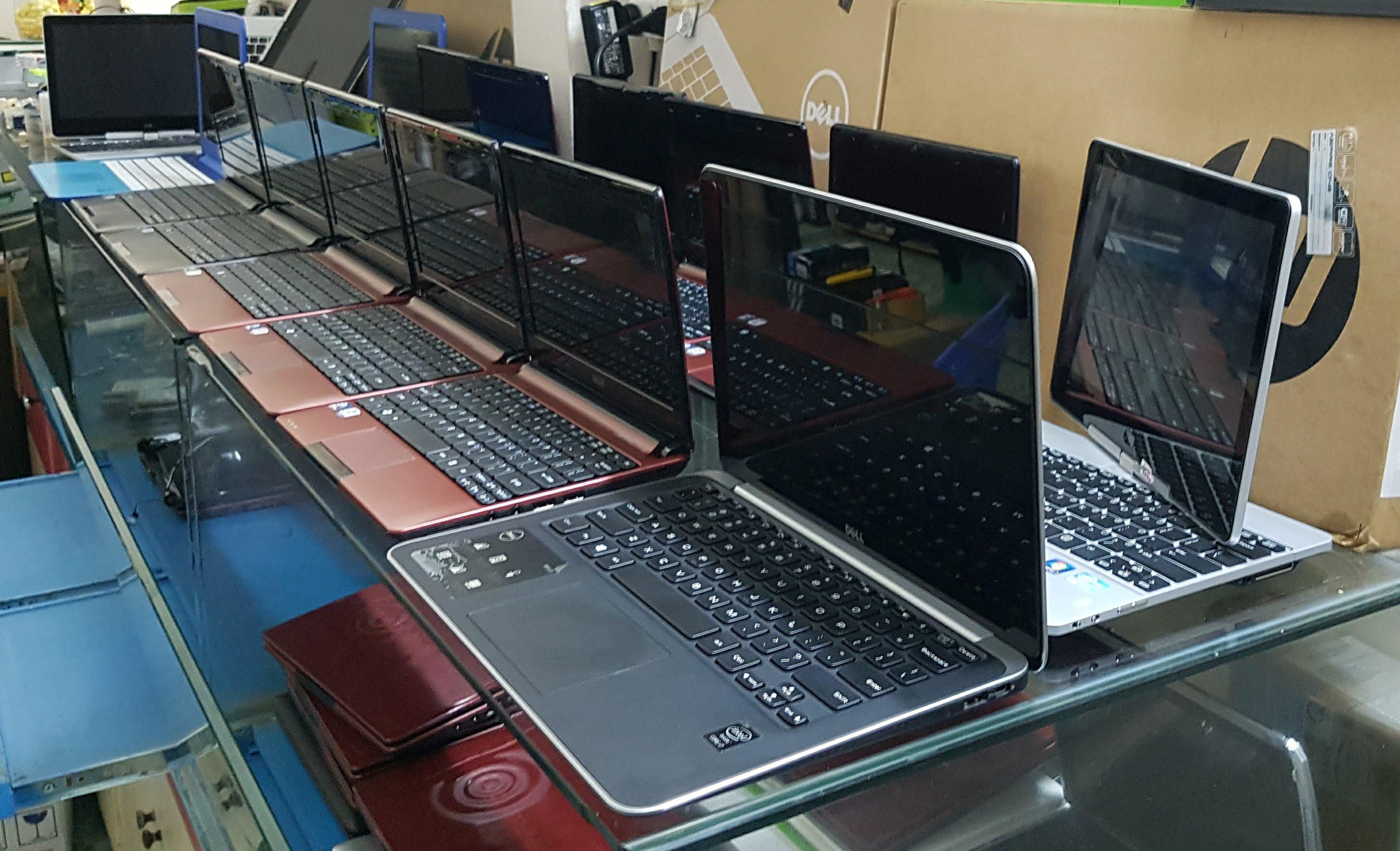 Nếu nhu cầu bạn cần di chuyển nhiều nên mua máy tính mini của thương hiệu acer hoặc gateway, còn bạn muốn thương hiệu chút thì sử dụng laptop HP hặc Sony, Dell XPS phù hợp với những bạn thích cấu hình mạnh và kiều dáng đẹp.