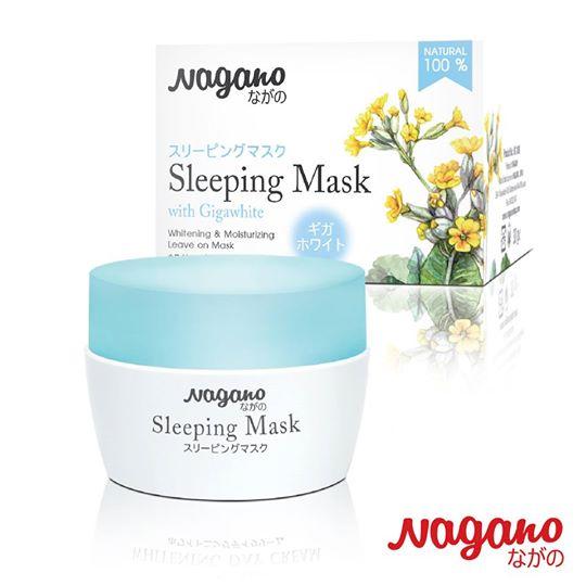 NAGANO – mỹ phẩm chăm sóc da và trang điểm cao cấp đến từ thiên nhiên
