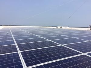 Khai thác năng lượng mặt trời ở việt nam chưa tương xứng tiềm năng