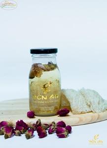 YẾN AN CHƯNG ĐƯỜNG PHÈN + HOA HỒNG BA TƯ