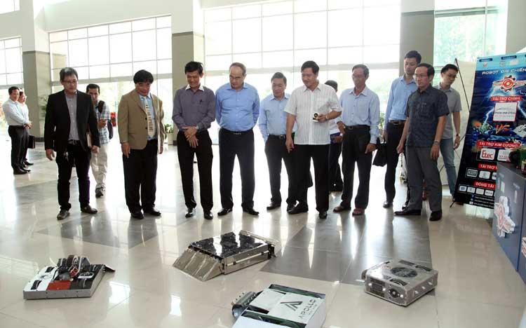 TP.HCM thúc đẩy tứ giác sáng tạo thời cách mạng công nghiệp 4.0